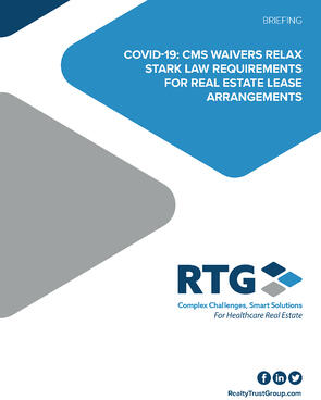 Briefing - COVID-19 CMS Waivers