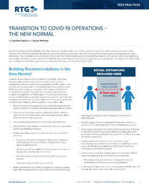 BP - Transition to COVID-19 Operations – The New Normal-1